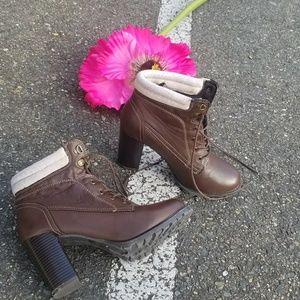 Torrid Lace Up Boots